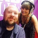 Osborne Interview on Radio Dacorum Hannah and Matt #HousingDay