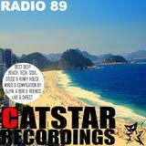 CATSTAR RECORDINGS RADIO SHOW 89 [wmc 2017]