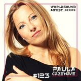 Paula Cazenave @ World Sound Series (LOCA FM) Full set (19-12-2015)