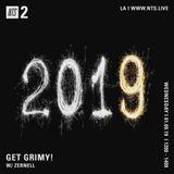 Get Grimy w/ Zernell - 9th January 2019