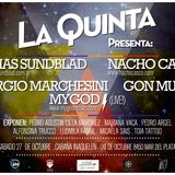Nacho Casco @ La Quinta, 27.10.12 (Mar del Plata)
