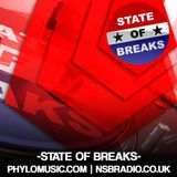 State of Breaks with Phylo on NSB Radio - 06-13-2016