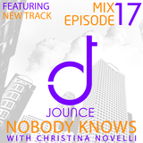"Mix Episode 17 - NEW TRACK ""Nobody Knows"" with Christina Novelli - Featured on Electric Retox Radio"