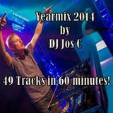 Yearmix 2014 by DJ Jos C