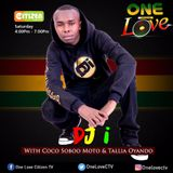 DJi Live On Citizen TV One Love [@DJiKenya]