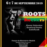 Manotas Dub Barrio 4. Live set Roots Rockers.