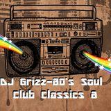 80's Soul Club Classics 8