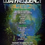 Poly-Esther live NYE edition of Low Frequecy @Li'ly Lounge January 1, 2016