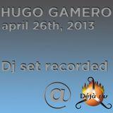 Live @ Deja vu, AQP (April 26th, 2013)