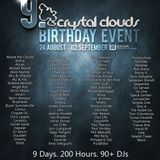 Odonbat - Crystal Clouds 9th Birthday Event