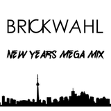 NEW YEARS MEGA MIX - DJ BRICKWAHL - OVER 1 HOUR OF HOUSE/TRAP