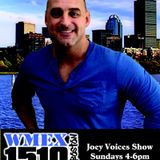 September 13th The Joey Voices Show