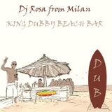 DJ Rosa from Milan - King Dubby Beach Bar