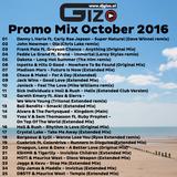 Promo Mix October 2016
