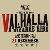 Alan Fitzpatrick @ Valhalla Festival - Amsterdam - Netherlands (21-12-2013)