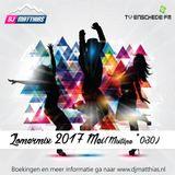 Zomermix mei 2017 (Mixtape #030)
