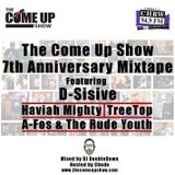 DJ DoubleDown + The Come Up Show - 7th Anniversary Mixtape