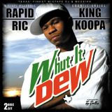 Whut It Dew Mixtape VOL 1- www.djrapidric.om www.whutitdew.com