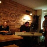 Wonky Swing Trio - Halfplugged live at Központ (take2)