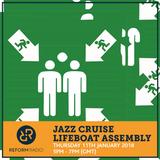 Jazz Cruise Life Boat Assembly 11th January 2018
