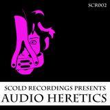 Disgraceland - Audio Heretics Launch on Moombah+ Radio