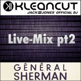 Dj Kleancut - Live-Mix @ General Sherman pt2