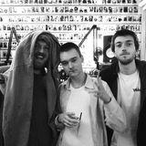 MC Pinty with Maxwell Owin & Jackal Wyfreid - May 2016