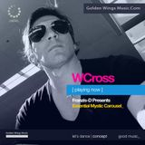 Franzis - D Presents-Essential Mystic Carousel with Guest WCross