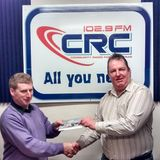Patrick Mc Eveney interviewed on CRCfm 31/10/14