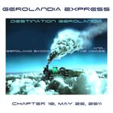 Gerolandia Express . Serie 1 . Chapter 10 . May 20 2011