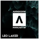 AudioCode Podcast #30: Leo Laker (FI)