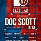 Artiztix LIVE @ DrumObsession #67