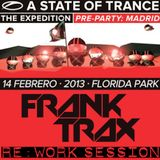 FR4NK TR4X @ ASOT 600 (re:work session) 14-2-2013
