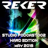 Reker-Studio Podcast002-Hard Edition-May 2019