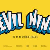 Evil Nine - Bunkr club Liberec / Hajnator b2b Czervas - Live 1/4