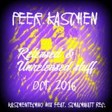 Peer Kaschen - Released & Unreleased Stuff - Kaschentechno Mix feat. SchachWatt Rec. / Oct.2016