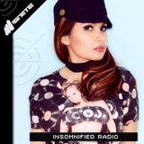 INSOMNIFIED RADIO #3 - Magnetie Live @Ultrabar Dec. 2009 DnB