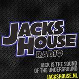 dj Peter K live on air - Jack's House Radio Show 1