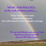 JANET SHELL :   MUSICAL POLITICS first broadcast 4th June 2017