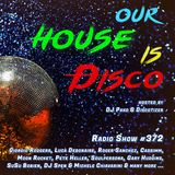 Our House is Disco #372 from 2019-02-08