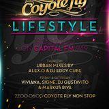 "Coyote Fly radio show ""Coyote Lifestyle"" Dj Alex-O 25.07.13"