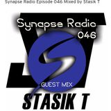 Synapse Radio Episode 046 Mixed by Stasik T (April 18th, 2016)