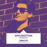 Applebottom - FABRICLIVE x Monki & Friends Mix