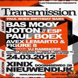 Joton @ Transmission - XINIX Nieuwendijk - 24.03.2012