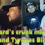Haggard's crunk mixing at Jake and Tyrones Birthday party