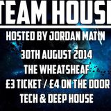 Deep/Tech House TEAM HOUSE MIX #001