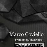 Marco Coviello Promomix Januar 2013