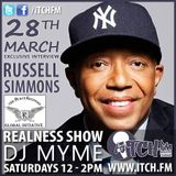 DJ Myme - The Realness Show 112 - Russell Simmons