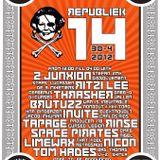 Rinse Live @ Republiek14 30-04-2012