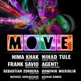 Frank Savio - Live @ Move Summerclosing [Tanzhaus_West] 18.05.13